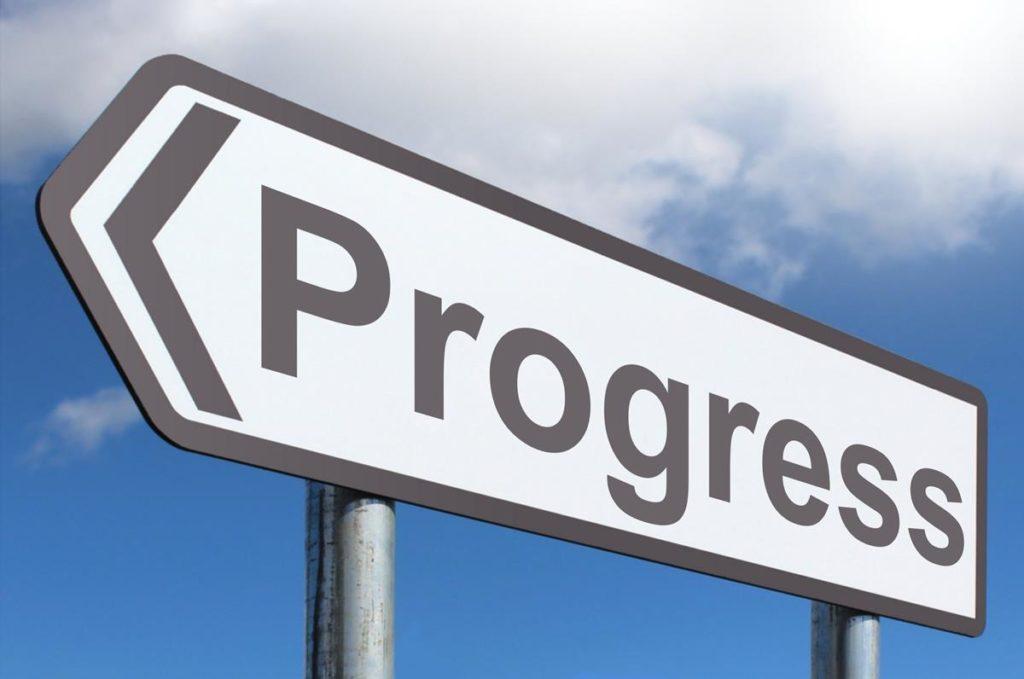 Keep track of progress